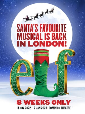 Elf: The Musical Poster