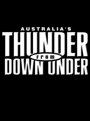 Thunder From Down Under Poster