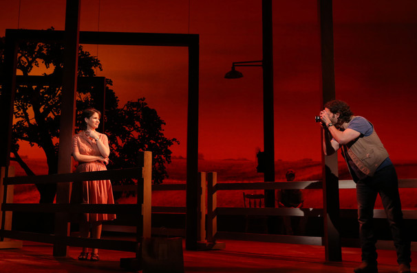 The Bridges of Madison County, Raleigh Memorial Auditorium, Raleigh