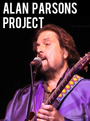 Alan Parsons Project Poster