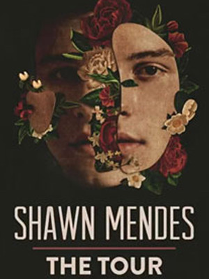 Shawn Mendes at Oracle Arena