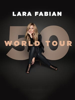 Lara Fabian at The Chicago Theatre