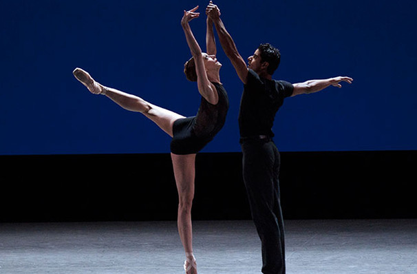 New York City Ballet New Combinations, David H Koch Theater, New York