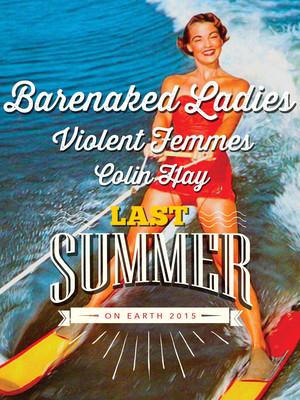 Barenaked Ladies, Violent Femmes & Colin Hay - DTE Energy ...