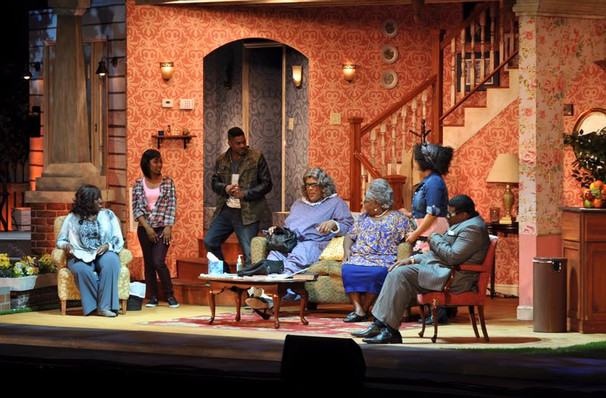 Tyler Perry's Madea On The Run - Merriam Theater ...