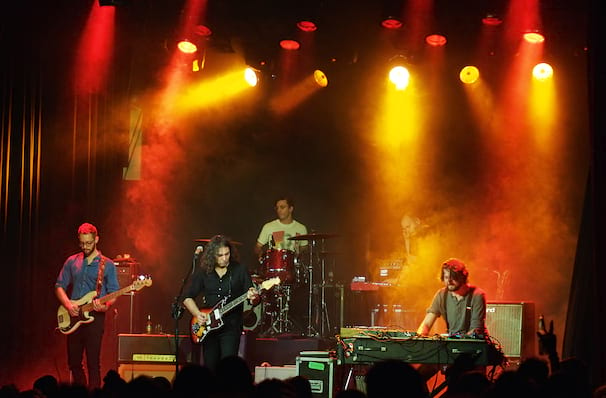 The War On Drugs, Rialto Theater, Tucson