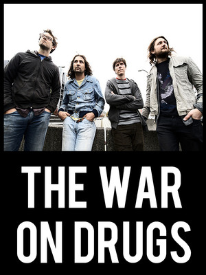 The War On Drugs at Mcmenamins Crystal Ballroom
