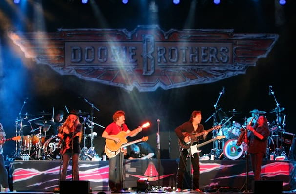 Doobie Brothers, Peace Concert Hall, Greenville