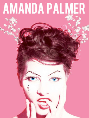 Amanda Palmer at The Chicago Theatre