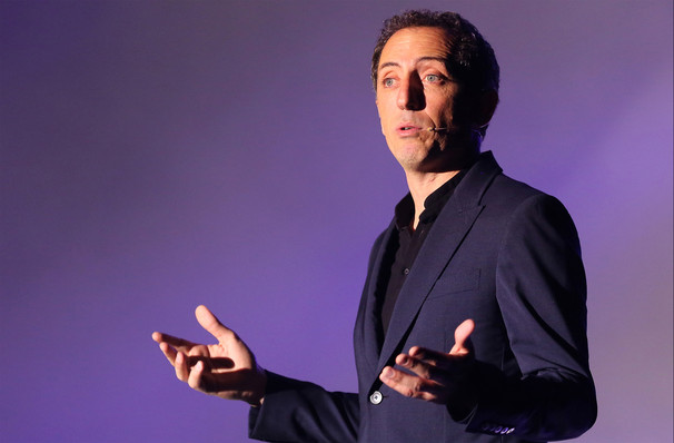 Gad Elmaleh, College Street Music Hall, New Haven