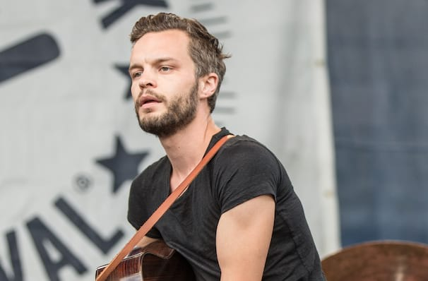 The Tallest Man on Earth, College Street Music Hall, New Haven