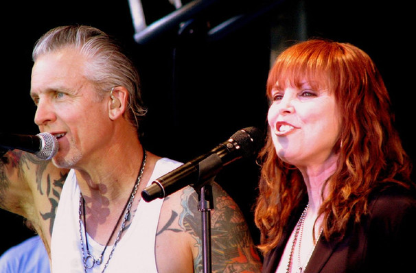 Just one chance to see Pat Benatar & Neil Giraldo