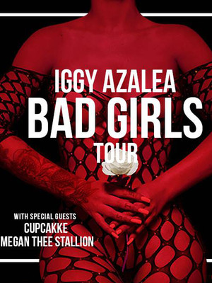Iggy Azalea at Tower Theater