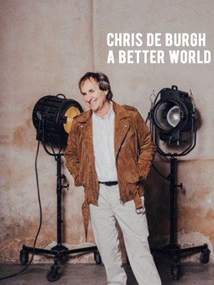 Chris de Burgh at Salle Wilfrid Pelletier