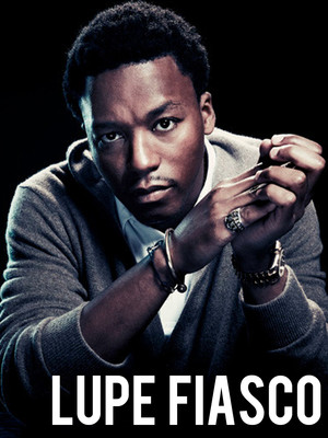 Lupe Fiasco at Agora Theater