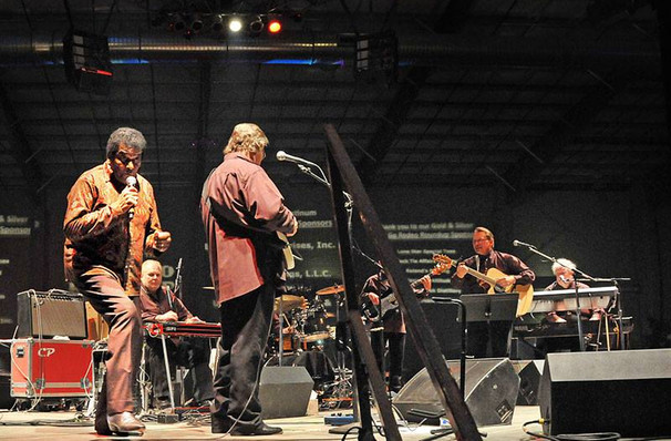 Charley Pride, Northern Quest Casino Indoor Stage, Spokane
