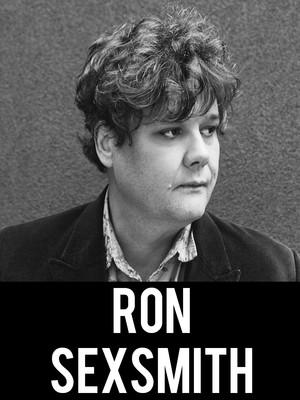 Ron Sexsmith, NAC Theatre, Ottawa