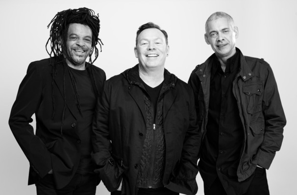 UB40, Burton Cummings Theatre, Winnipeg