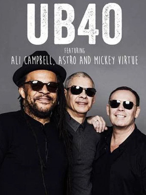 UB40 at Pavilion at the Music Factory