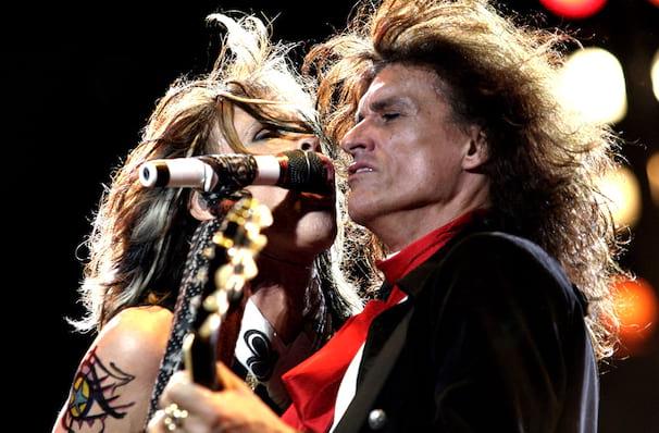 Aerosmith, Fenway Park, Boston