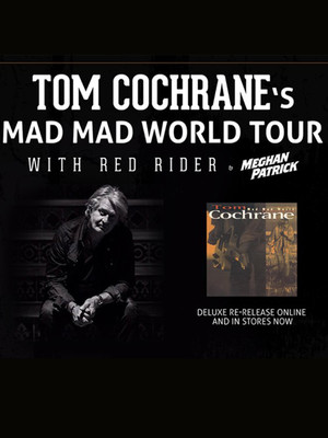 Tom Cochrane, Club Regent Casino, Winnipeg