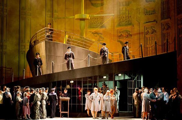 Metropolitan Opera Manon Lescaut, Metropolitan Opera House, New York