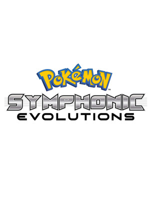 Pokemon: Symphonic Evolutions Poster