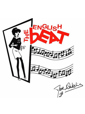 The English Beat Poster
