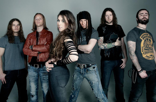 Amaranthe, Come and Take it Live, Austin