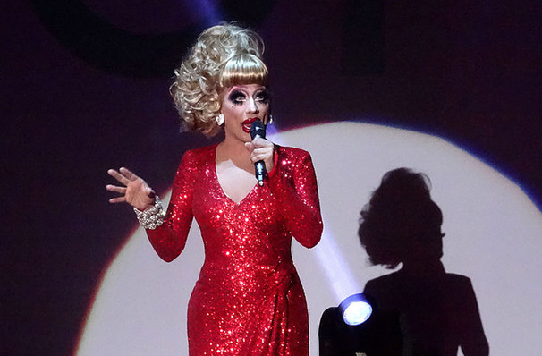 Bianca Del Rio, James K Polk Theater, Nashville