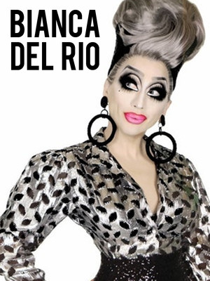 Bianca Del Rio at The Warfield
