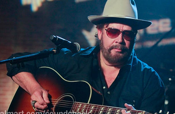 Hank Williams Jr, Brandon Amphitheater, Jackson
