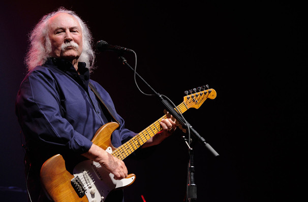 Catch David Crosby it's not here long!