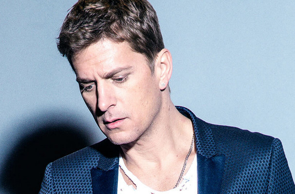 Rob Thomas, Borgata Music Box, Atlantic City