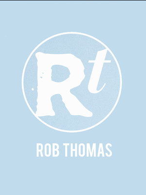 Rob Thomas at Bergen Performing Arts Center
