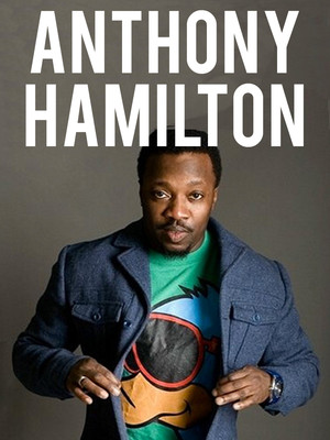 Anthony Hamilton at Aretha Franklin Amphitheatre