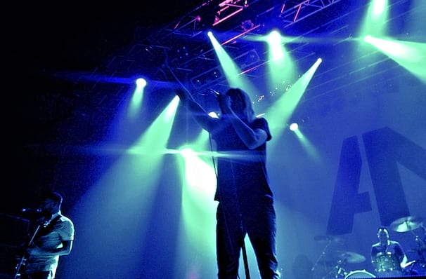 Awolnation, Arvest Bank Theatre at The Midland, Kansas City