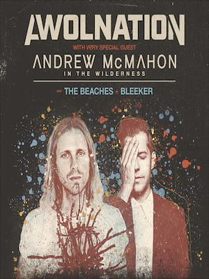 Awolnation at Masonic Temple Theatre