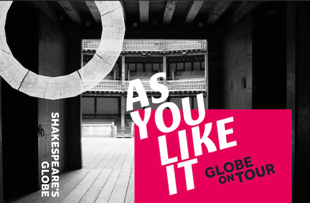 As You Like it, Shakespeares Globe Theatre, London