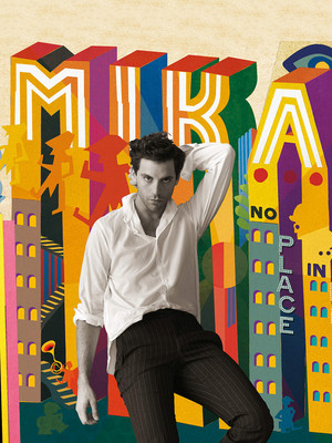 Mika at Fillmore Miami Beach