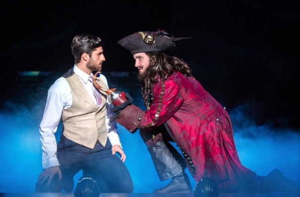 Finding Neverland, Ellen Eccles Theatre, Salt Lake City