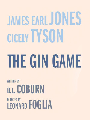 The Gin Game Poster