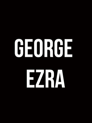 George Ezra at Phoenix Concert Theatre