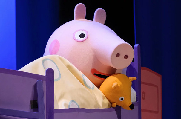 Peppa Pigs Big Splash, Eastman Theatre, Rochester