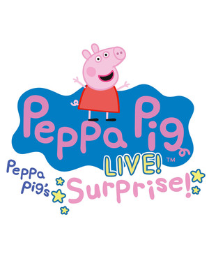 Peppa Pig's Big Splash Poster