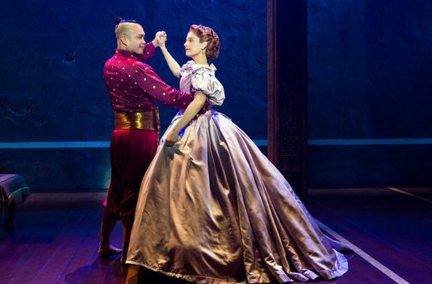 Rodgers & Hammerstein's The King and I dates for your diary