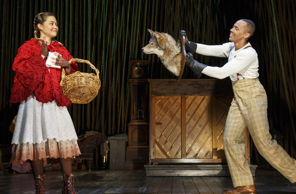 Into The Woods, Ahmanson Theater, Los Angeles
