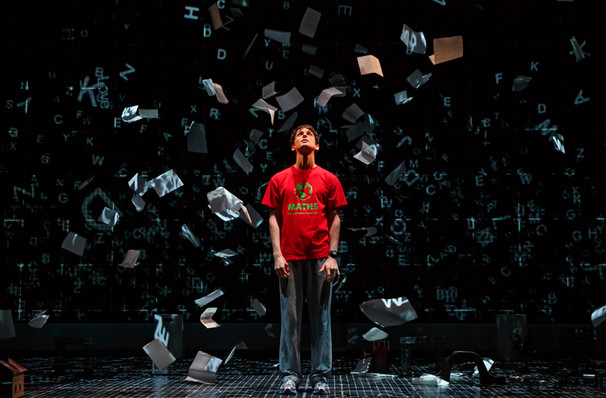 The Curious Incident of the Dog in the Night Time, Belk Theatre, Charlotte