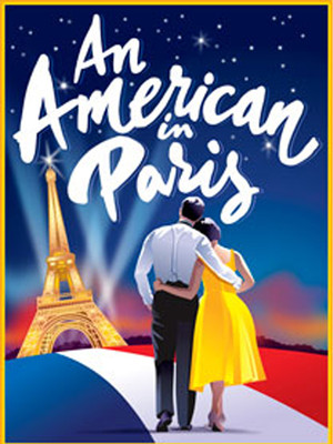 An American in Paris, San Diego Civic Theatre, San Diego