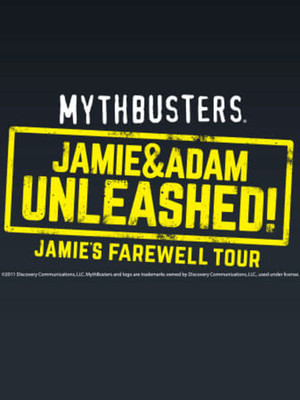 MythBusters: Jamie & Adam Unleashed Poster